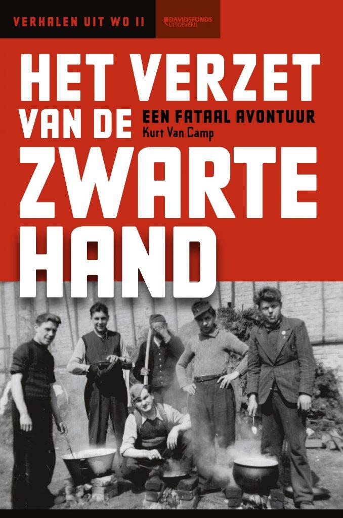 De Zwarte Hand een fataal avontuur Kurt Van Camp