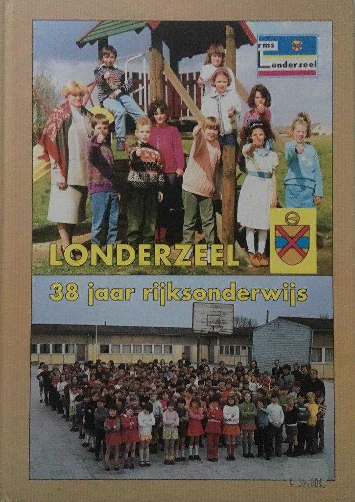 Londerzeel 38 jaar Rijksonderwijs