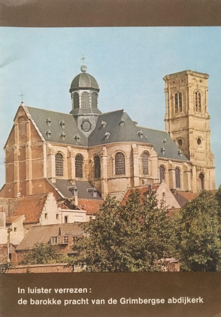 Grimbergen abdijkerk in luister verrezen