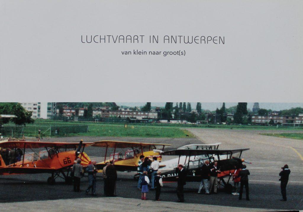 Luchtvaart in Antwerpen Deurne