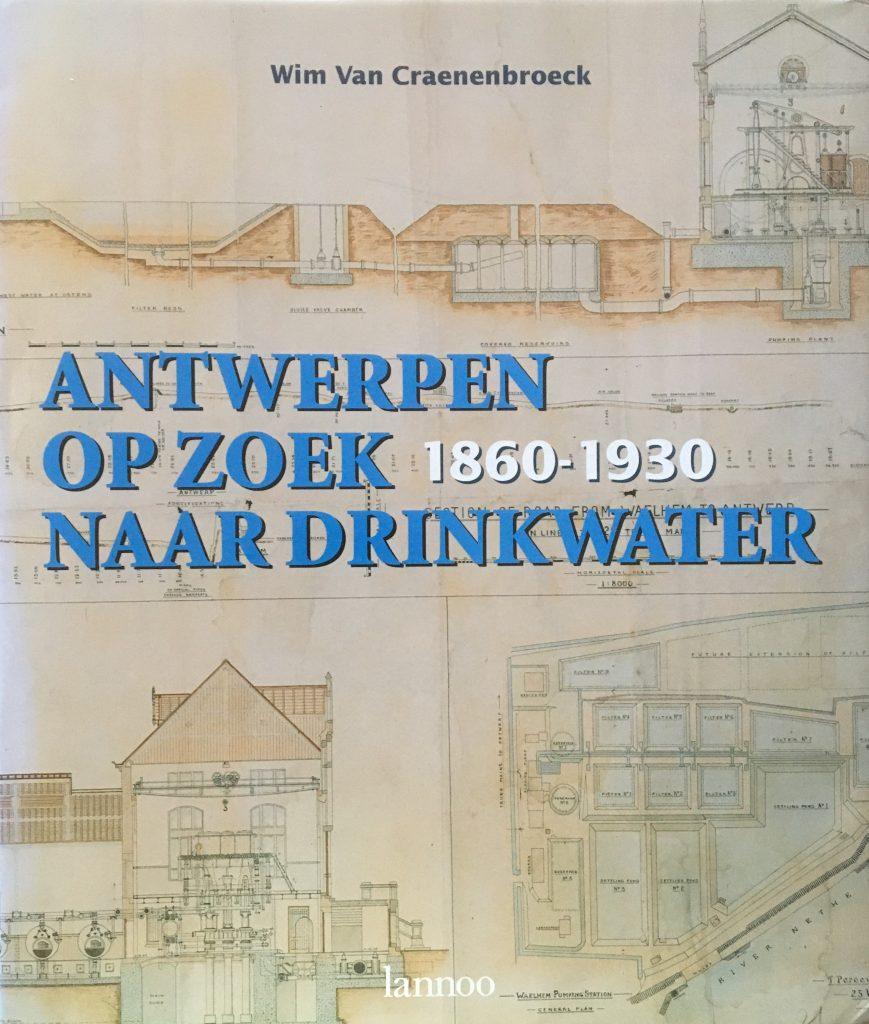 Antwerpen op zoek naar drinkwater