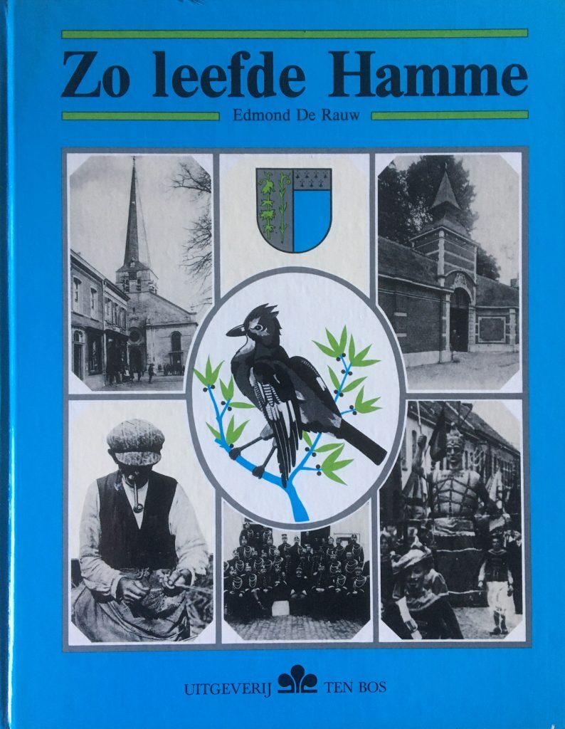 Zo leefde Hamme / Edmond De Rauw
