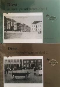 Diest in oude prentkaarten