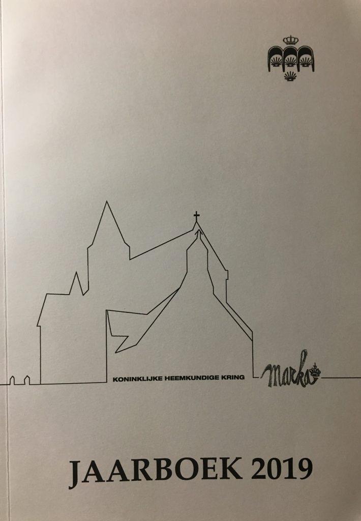 Marka Mariakerke Gent jaarboek 2019