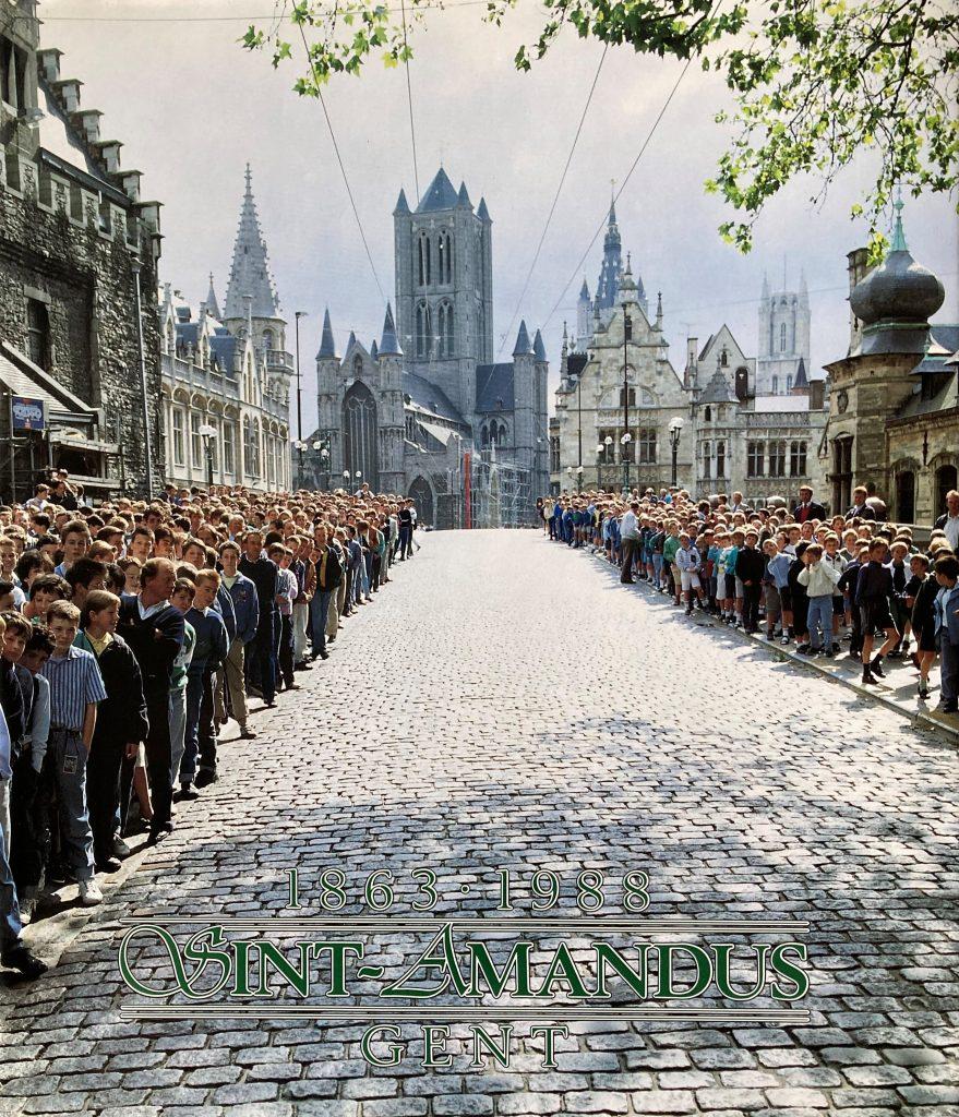Sint-Amandus Gent 1863-1988